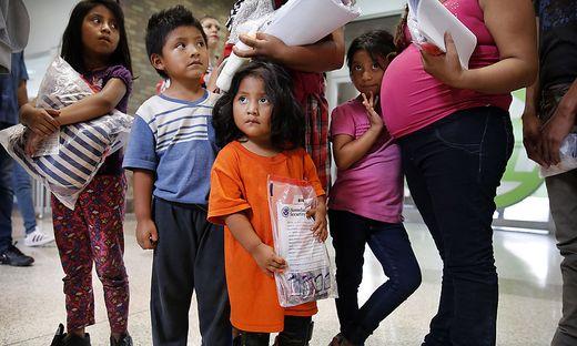 Migrantenkinder haben Anspruch auf Seife