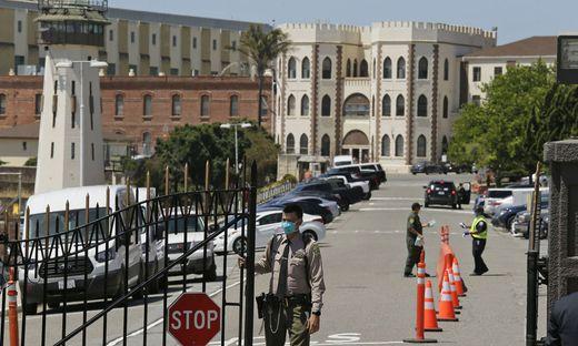 San Quentin in Kalifornien
