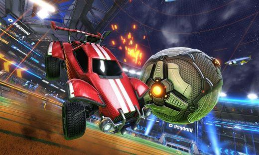 Rocket League ist eines der Finalspiele