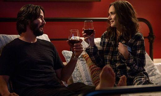 """Keanu Reeves und Winona Ryder in """"Destination Wedding"""""""