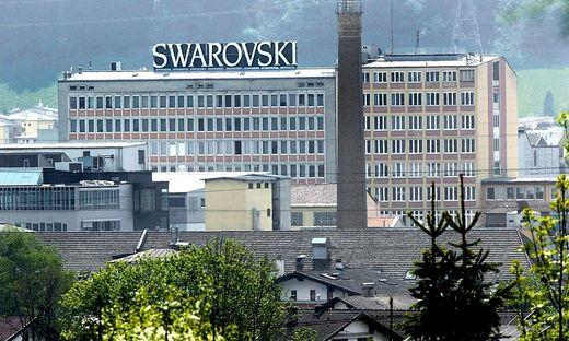 Die Zentrale von Swarovski in Wattens