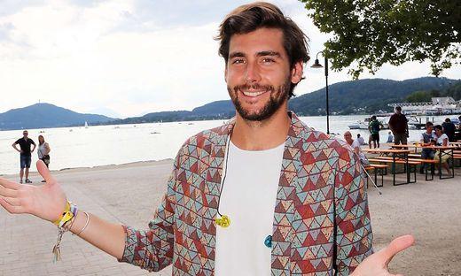 Álvaro Soler ist zurück am Wörthersee