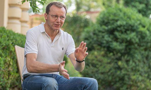 """Gottfried Kirchengast vom Grazer Wegener-Institut: """"Das Konzept ist eine Anleitung dafür, dass man trotz des großen Waldes von unübersichtlichen Möglichkeiten die Bäume noch sieht."""""""