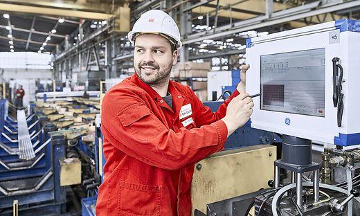 Starke Industriebetriebe (im Bild Stahl Judenburg) sind das Rückgrat der Region