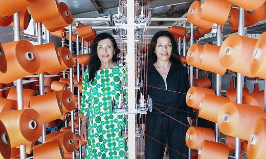 Innovative Schwestern: Susanne Meininger und Bettina Reichl