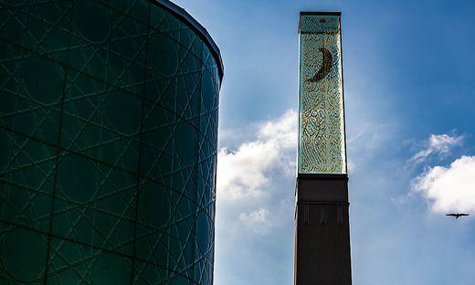 Die Grazer Moschee wurde von der Stadtpolitik als Vorzeigeprojekt unterstützt.