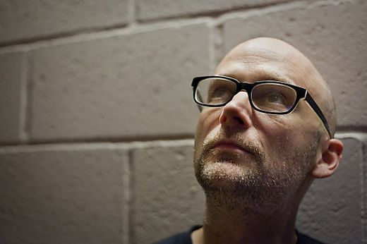 US-Musiker Moby