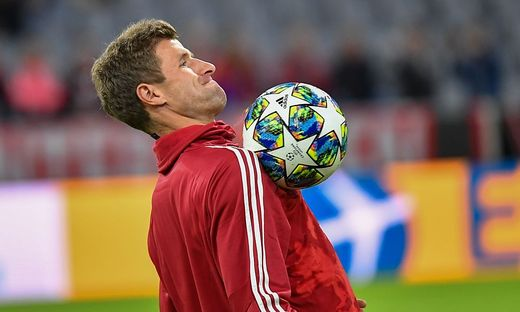 SOCCER - CL, Bayern vs Red Star