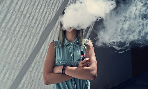 Wie gefährlich sind E-Zigaretten?