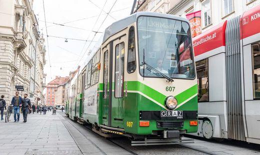 Straßenbahn Sujetbild