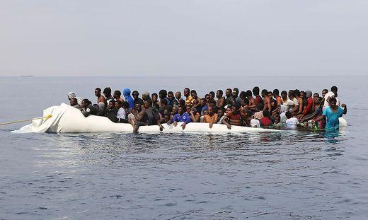 FILES-ITALY-LIBYa-MIGRANTS-EUROPE-NGO-TRAFFICKING