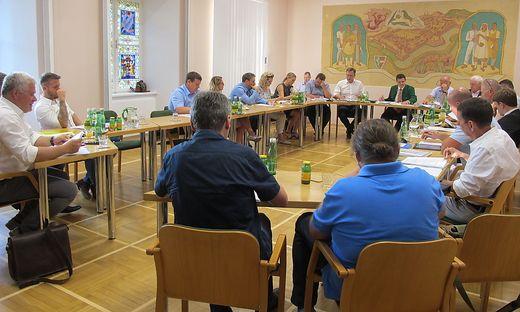 Gemeinderat Fürstenfeld