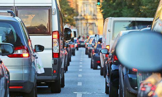Aktionen gegen das Verkehrschaos
