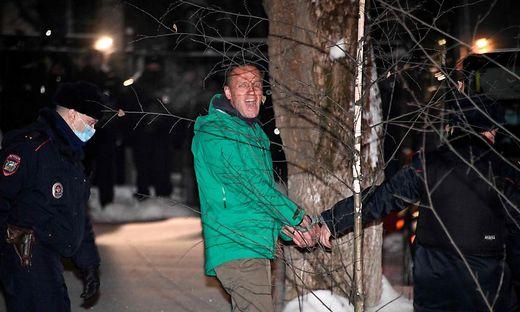 Zu Fall bringen wird Nawalny Putin wohl nicht