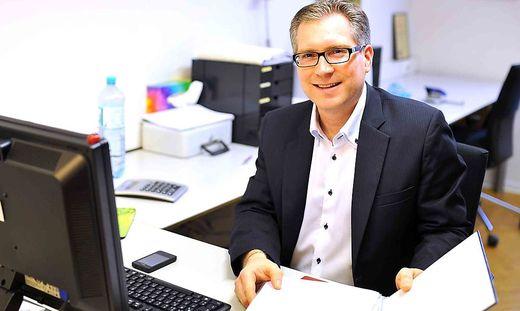 Martin Kulmer, neuer Vorsitzender der SPÖ-Stadtpartei