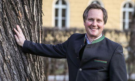 Klaus Tschaitschmann aus Pirkdorf bei Bleiburg ist neuer Geschäftsführer des Genusslandes Kärnten