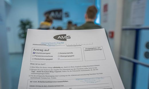 AMS-Vorstand Herbert Buchinger geht davon aus, dass die Arbeitslosigkeit bald wieder steigen wird
