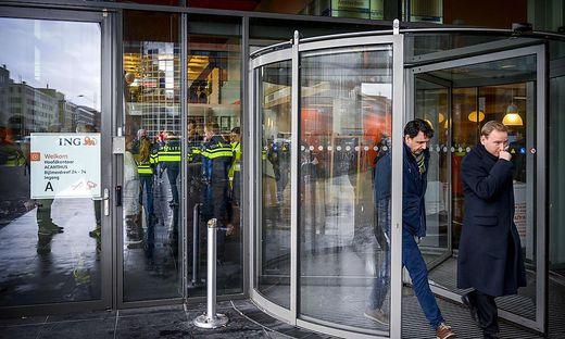 Bereits im Jänner waren bei sieben weiteren niederländischen Firmen in drei Städten ähnliche mit Sprengstoff präparierte Briefe eingegangen