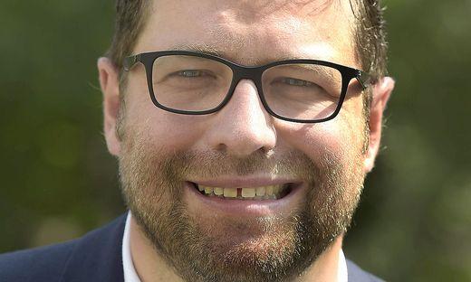 Terrorismusexperte Nicolas Stockhammer