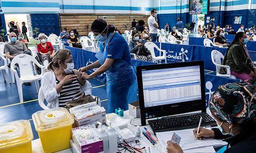 Chile ist neuer Impfweltmeister