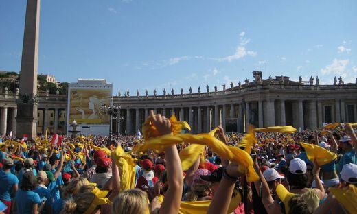9000 Ministranten werden kommende Woche in Rom erwartet