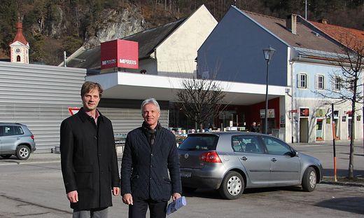 Festsaalbau in Oberdrauburg