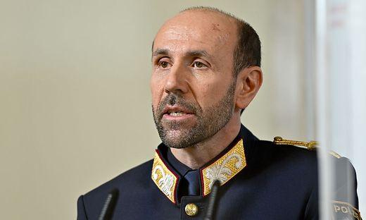 Franz Ruf, Generaldirektor für Öffentliche Sicherheit
