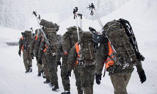 AUSTRIA-WEATHER-SNOW