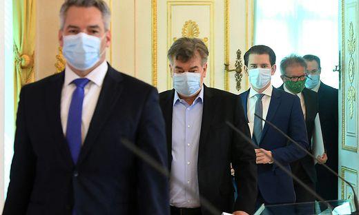 Nominiert für Schmähpreis: Die Pressekonferenzen der Bundesregierung