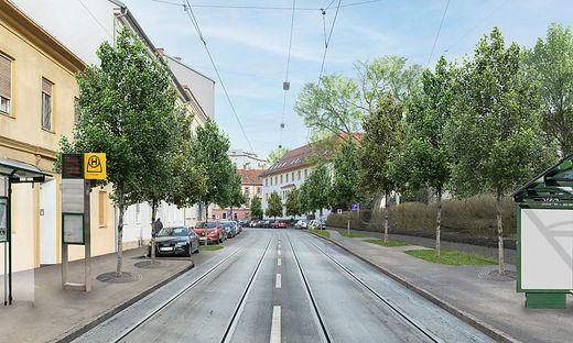 Muenzgrabenstrasse