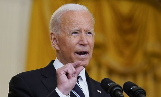 US-Präsident Joe Biden steht aktuell in der Kritik