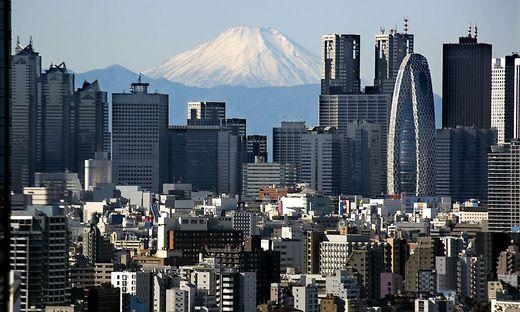 Tokio in der Krise