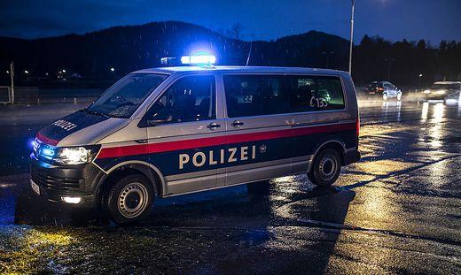 Die Polizei hat auch in Kärnten ihre Streifen massiv verstärkt