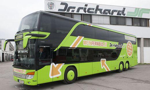 Ab 17 März Neue Fernbuslinie Von Graz Zum Flughafen Wien