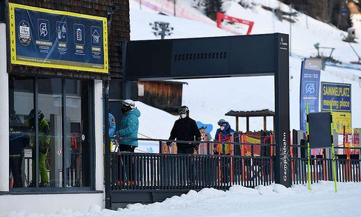 Der Wintertourismus ist um 90 Prozent eingebrochen