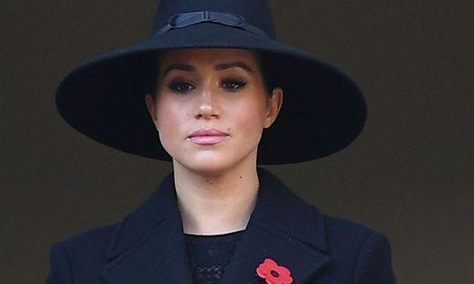 Meghan, Ehefrau von Prinz Harry