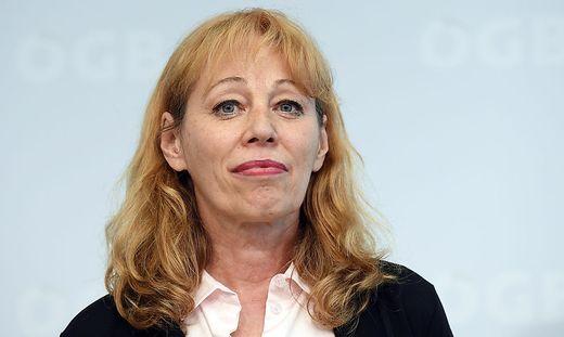Die neue Vorsitzende im Dachverband der Sozialversicherungsträger, Ingrid Reischl