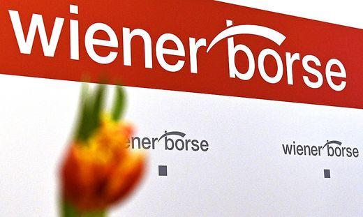 ++THEMENBILD++  WIENER BOeRSE
