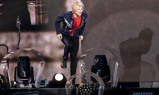 Bon Jovi Konzert Klagenfurt Juli 2019