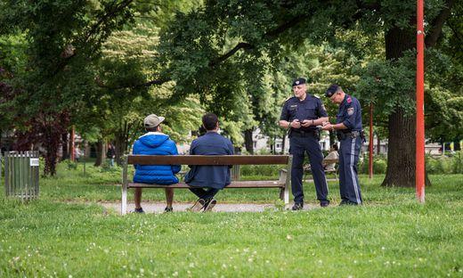 Parks voller Kiffer?
