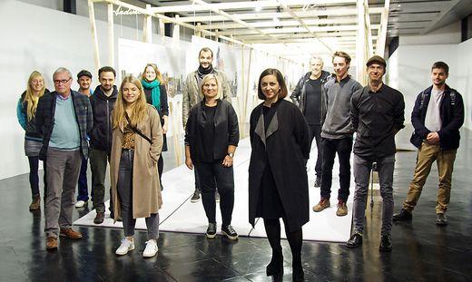 """Das Künstlerkollektiv """"Studio Magic"""" im Kunsthaus"""