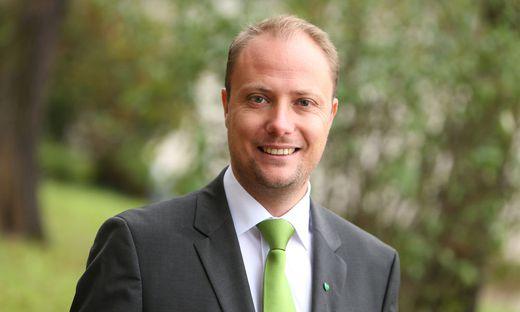 Der neue Präsident Mathias Schattleitner
