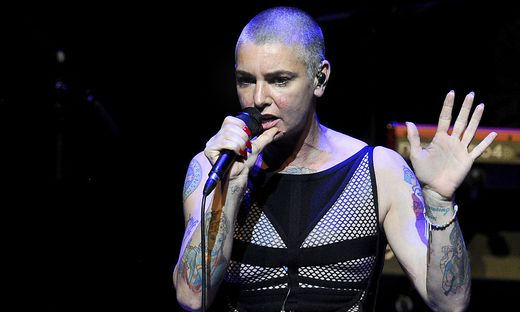 Sinéad O'Connor: letzte Platte, keine Tour mehr