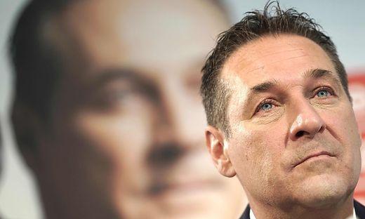Ex-FPÖ-Obmann Heinz-Christian Strache