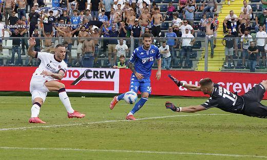 Empoli vs Bologna - Serie A TIM 2021/2022