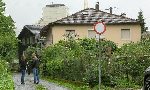 VORARLBERG: POLIZIST ERSCHOSS MIT MESSER BEWAFFNETEN MANN