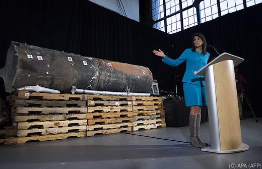 Im Jemen USA werfen Iran Verletzung von UN-Resolutionen vor