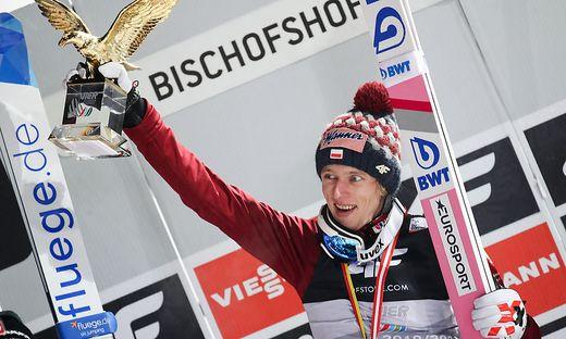 SKI JUMPING - FIS WC Bischofshofen