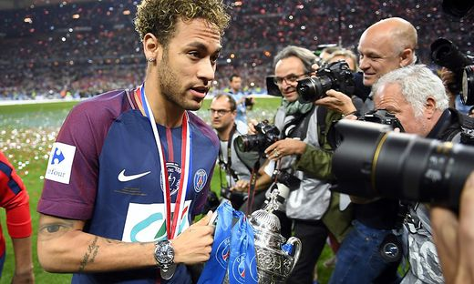 Neymar will laut Medienberichten zu Real Madrid wechseln