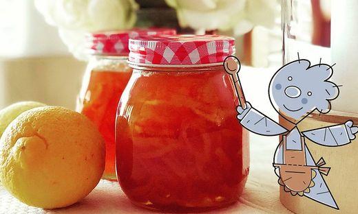 Marmeladen (Symbolbild)